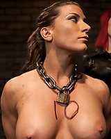 Lesbian Slave Training<br>Featured Trainer Goddess Soma