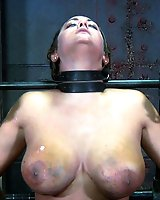 Trina Michaels Pushed Down