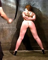 New slave wannabe candidtae fucked and tested