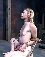 Renee is a flexible slut who looks like a slutty school teacher