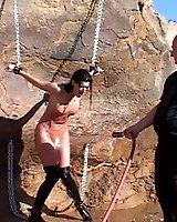Sexy India gets her trembling pussy abused and fucked and then humiliated